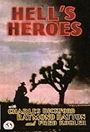Hell's Heroes Poster