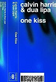 Calvin Harris & Dua Lipa: One Kiss Poster