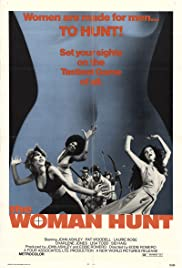 The Woman Hunt Poster