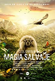Colombia magia salvaje Poster