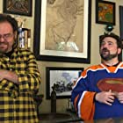 Kevin Smith and Jon Schnepp in The Death of Superman Lives: What Happened? (2015)