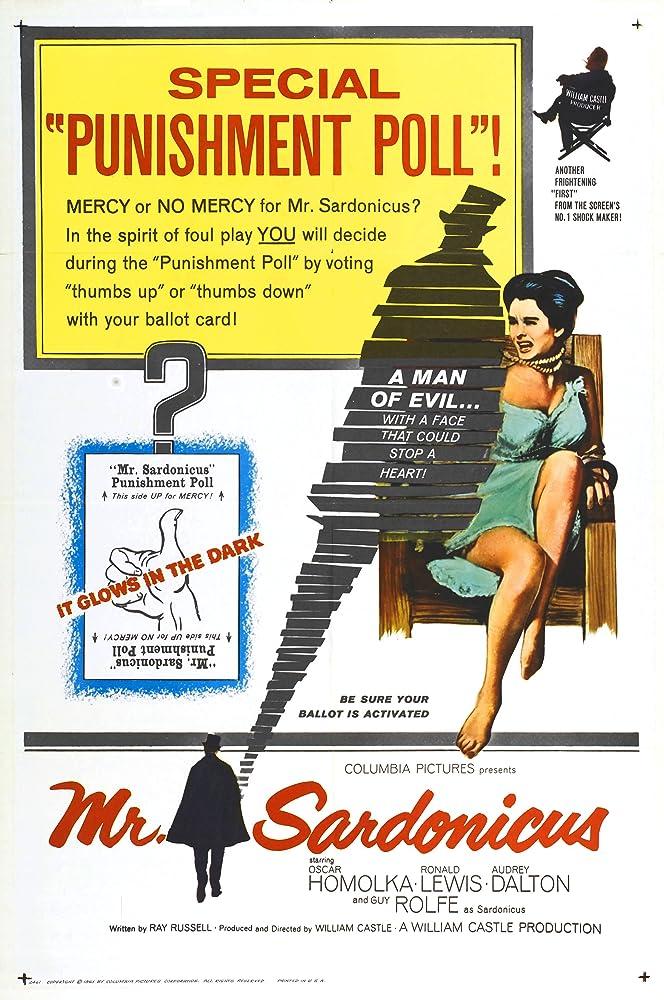 Audrey Dalton in Mr. Sardonicus (1961)