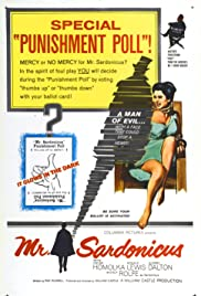 Mr. Sardonicus (1961) Poster - Movie Forum, Cast, Reviews