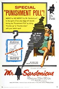 Watch english movie dvd online Mr. Sardonicus [hd1080p]