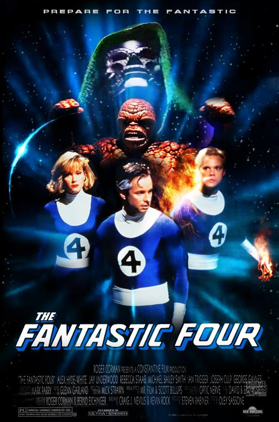 the fantastic four 1994 imdb