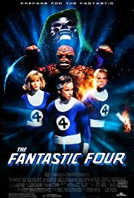 Jay Underwood, Joseph Culp, Alex Hyde-White, Michael Bailey Smith, and Rebecca Staab in The Fantastic Four (1994)