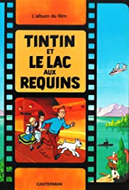 Tintin and the Lake of Sharks Poster