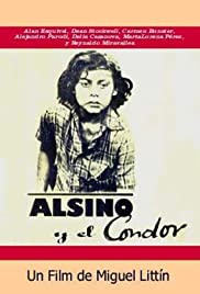 Alsino and the Condor Poster