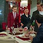 Aleksandr Lykov, Olga Kuzmina, Mila Sivatskaya, and Semyon Treskunov in Ksenita, you are not pregnant by accident?