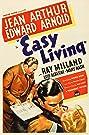 Easy Living (1937) Poster