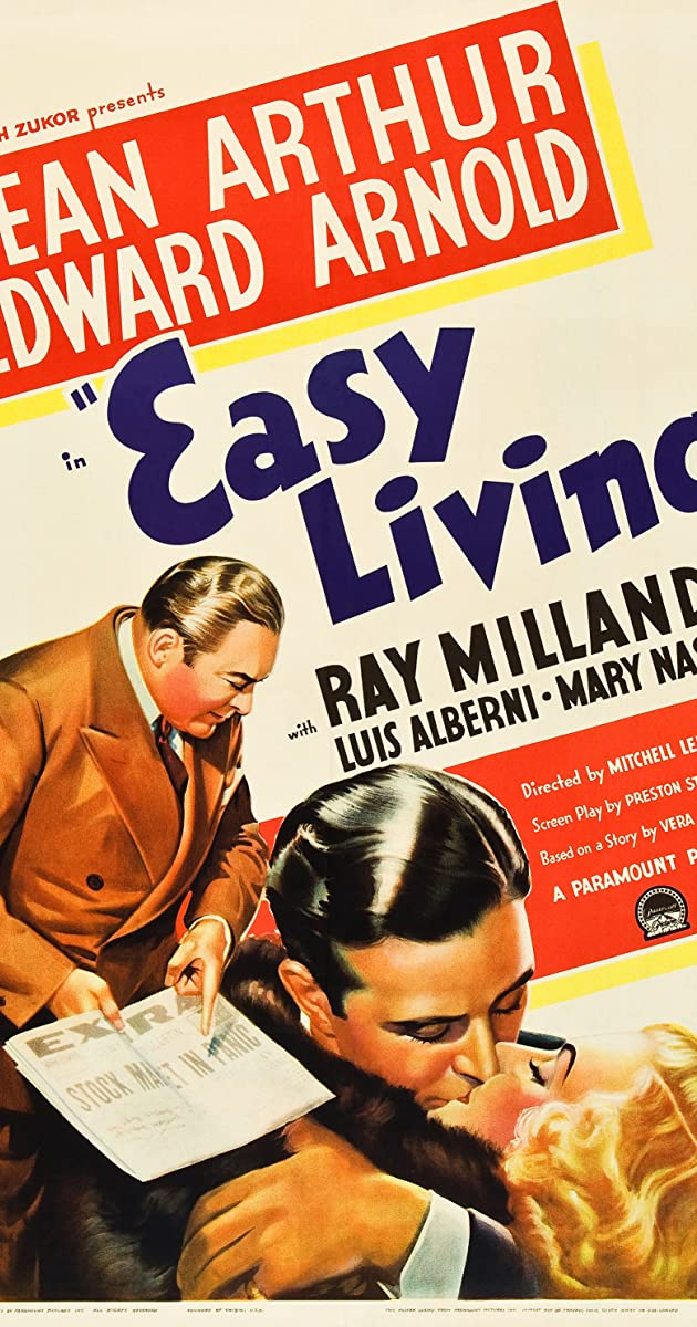 Subtitle of Easy Living