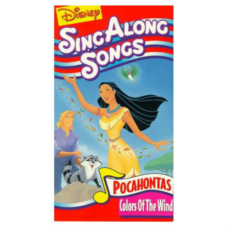 Disney Sing-Along-Songs: Colors of the Wind (1995)