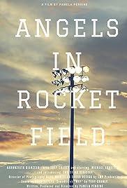 Angels in Rocket Field Poster