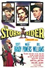 The Storm Rider (1957) Poster