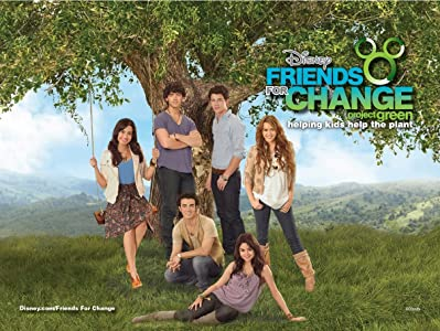 Disney Friends for Change Games USA