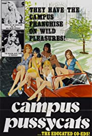 Campus Pussycats (1973) Poster - Movie Forum, Cast, Reviews