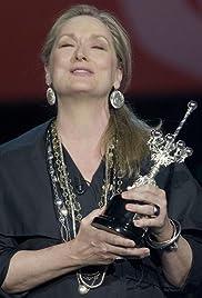 Premio Donostia a Meryl Streep Poster