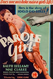 Parole Girl Poster