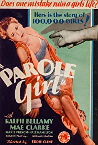 Primary photo for Parole Girl