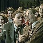 Sergey Filippov and Boris Lyoskin in My s vami gde-to vstrechalis (1954)