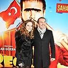 Rüstü Reçber at an event for Recep Ivedik 5 (2017)