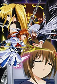 Magical Girl Lyrical Nanoha A's Poster