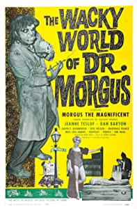 Downloadable mpeg movie trailers The Wacky World of Dr. Morgus [x265]