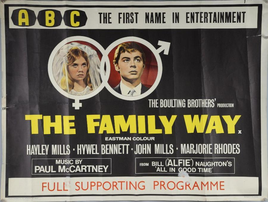 The Family Way (1966) - Photo Gallery - IMDb