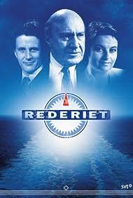 Gösta Prüzelius, Suzanne Reuter, and Kenneth Söderman in Rederiet (1992)