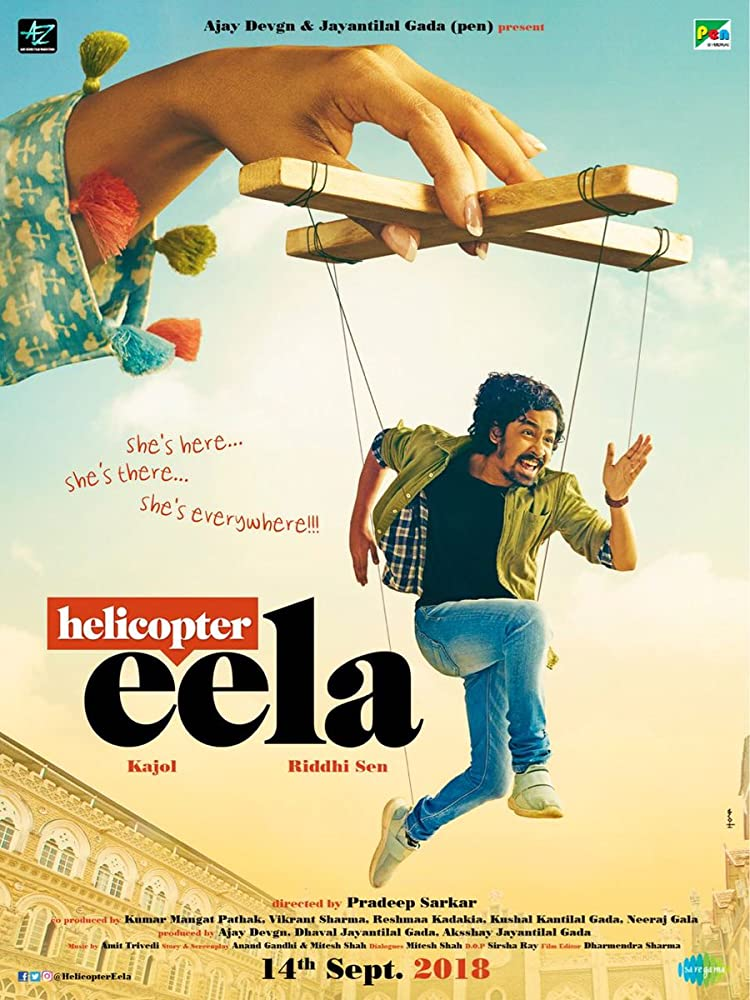 Helicopter Eela 2018 Hindi WEB-HD 720p 750MB AAC MKV