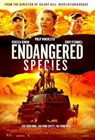 Jerry O'Connell, Rebecca Romijn, and Philip Winchester in Endangered Species (2021)