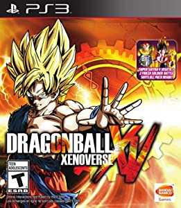Dragon Ball: Xenoverse 720p
