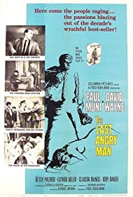 The Last Angry Man (1960) Poster - Movie Forum, Cast, Reviews