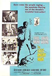 The Last Angry Man (1959) Poster - Movie Forum, Cast, Reviews