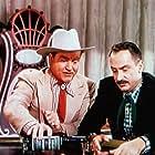 Red Skelton and Keenan Wynn in Texas Carnival (1951)