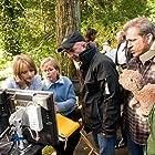 Jodie Foster, Mel Gibson, Hagen Bogdanski, and Dianne Dreyer in The Beaver (2011)