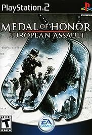 Medal of Honor: European Assault(2005) Poster - Movie Forum, Cast, Reviews