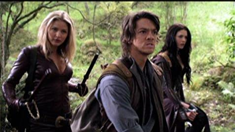 Legend of the Seeker (TV Series 2008–2010) - IMDb