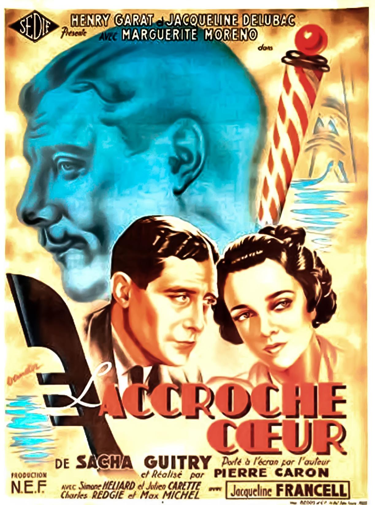 L'accroche-coeur (1938)