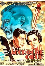 L'accroche-coeur Poster