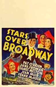 Movie adult watch Stars Over Broadway by Mervyn LeRoy [Quad]