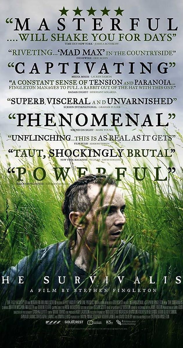 Subtitle of The Survivalist