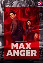 Max Anger - With One Eye Open