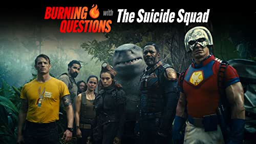 'The Suicide Squad' Stars Answer Our Burning Questions