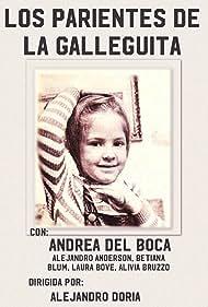 Andrea Del Boca in Los parientes de la Galleguita (1970)