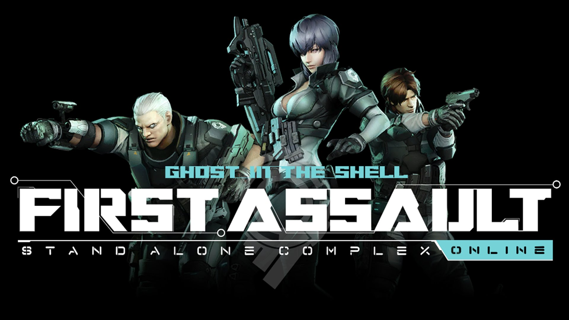 Ghost In The Shell Stand Alone Complex First Assault Online 2017