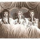 Vivian Blaine, June Haver, and Vera-Ellen in Three Little Girls in Blue (1946)