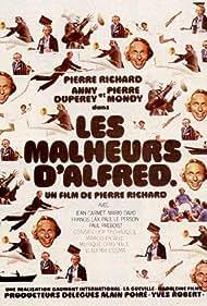 Les malheurs d'Alfred (1972) Poster - Movie Forum, Cast, Reviews