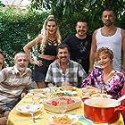 Hakan Bilgin, Sevket Çoruh, Murat Akkoyunlu, Ilker Ayrik, Hande Katipoglu, Didem Balçin, Murat Seker, and Timur Acar in Çakallarla Dans 5 (2018)