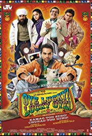 Oye Lucky! Lucky Oye! (2008) Poster - Movie Forum, Cast, Reviews